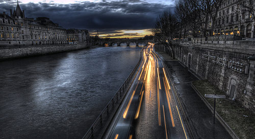 Paris Drift - Beautiful Pictures of Paris, France
