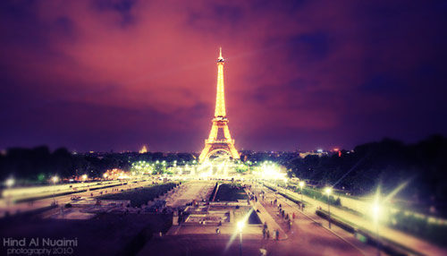 Paris at Night - Beautiful Pictures of Paris, France