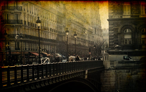 Paris in Winter - Beautiful Pictures of Paris, France