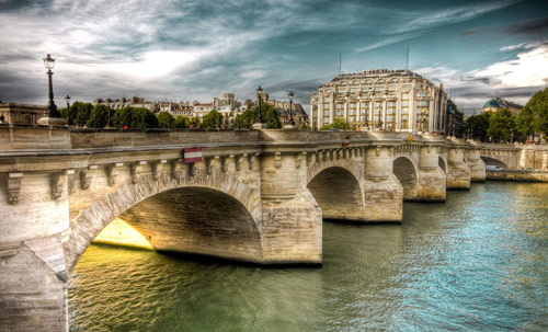 Paris - River side - Beautiful Pictures of Paris, France