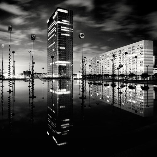 Paris La Defense - Beautiful Pictures of Paris, France