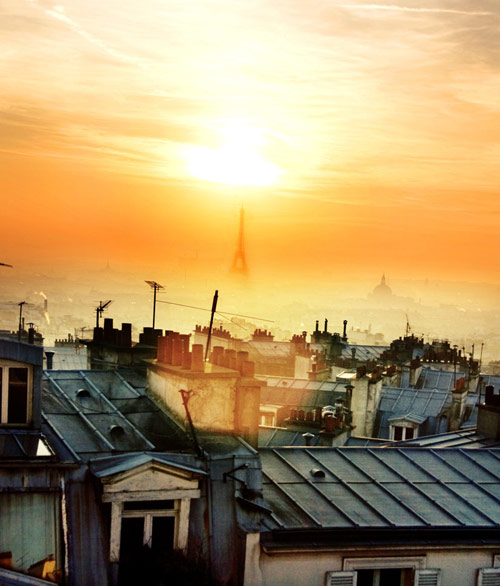 Paris, Montmartre - Beautiful Pictures of Paris, France