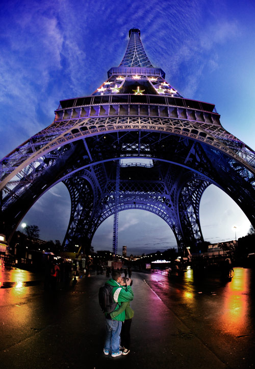 Christmas in Paris - Beautiful Pictures of Paris, France
