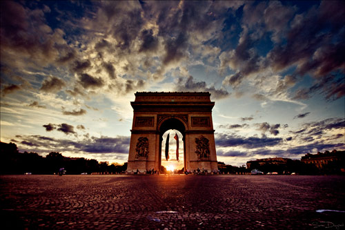 Paris: Timeline - Beautiful Pictures of Paris, France