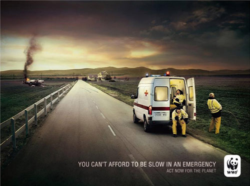 WWF: You Can't Afford To Be Slow In An Emergency