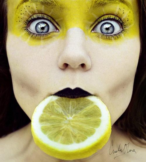 Tutti Frutti Self Portraits
