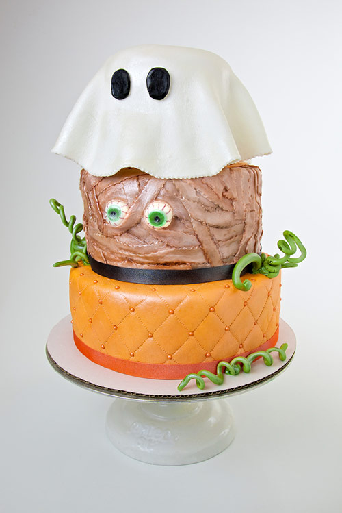 Halloween cake - Creative Cake Designs