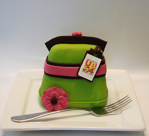 Fashion Themed Cakelets - Creative Cake Designs