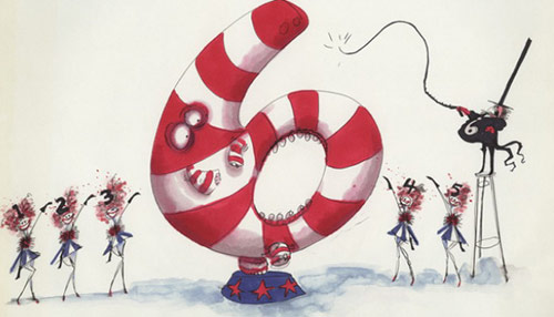 7. Tim Burton: L'Exposition - Paris Art