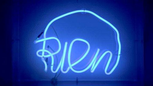9. Neon: Who's afraid of red, yellow and blue? - Paris Art