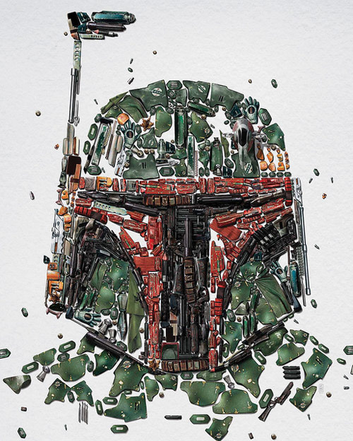 Boba Fett - Star Wars Identities