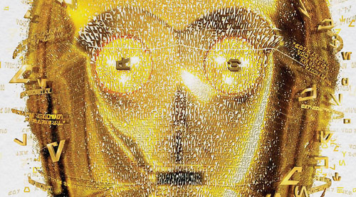C-3PO Detail - Star Wars Identities