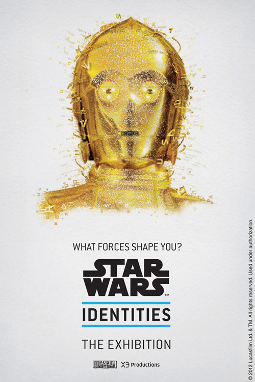 C-3PO - Star Wars Identities