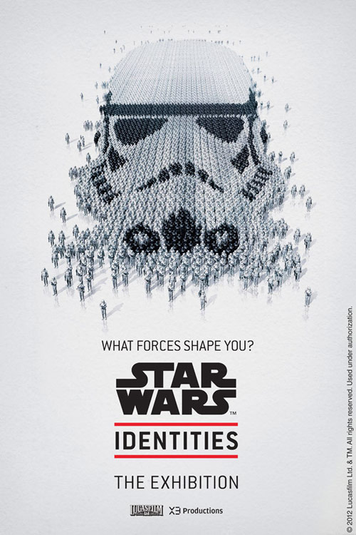 Stormtrooper - Star Wars Identities