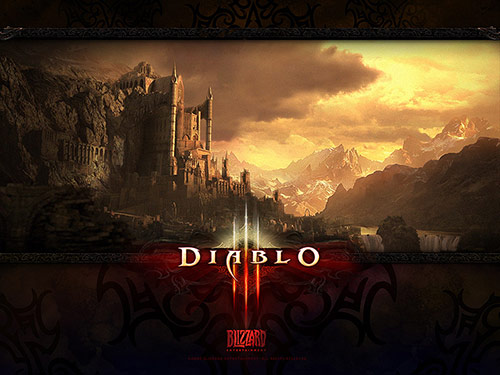 Diablo 3 Wallpaper