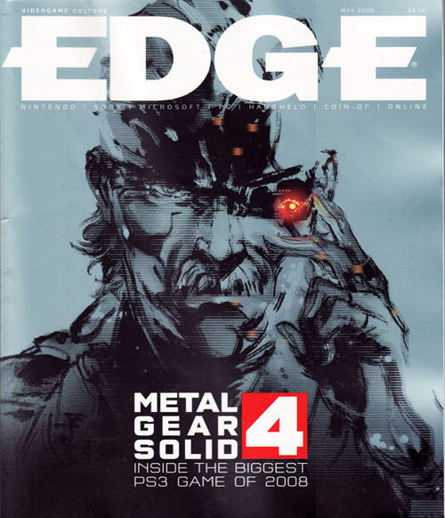 Edge Best Game Magazine Covers