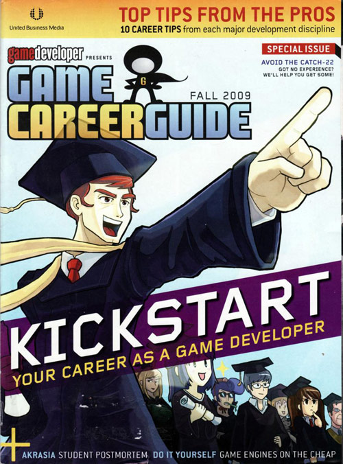 Game Career Guide Best Game Magazine Covers