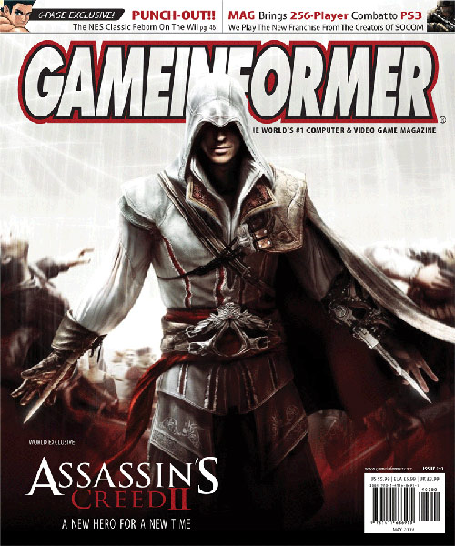 Game Informer Game Magazine Covers