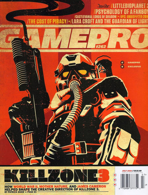GamePro Game Magazine Covers