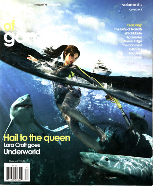 Games Magazine Cover