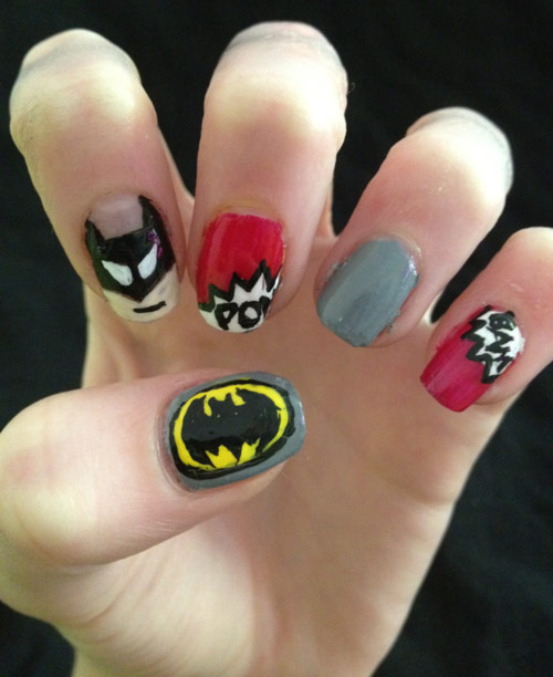 Creative Nail Art: 35 Creative Nail Art Designs