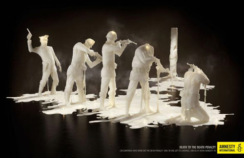 Amnesty International: Firing squad