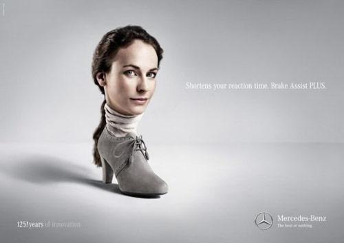 Mercedes-Benz: Wiebke