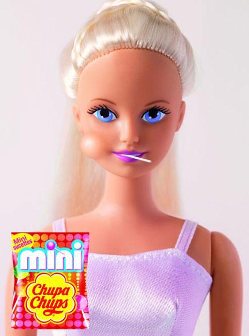 Mini Chupa Chups: Sindy