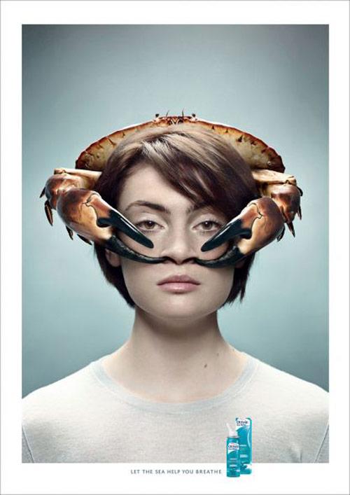 Novartis Otrivin: Crab