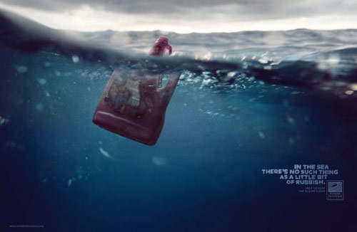 Surfrider Foundation Europe: Detergent bottle