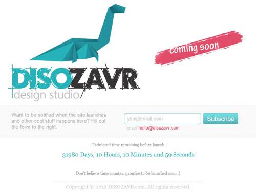 Disozavr Design Studio