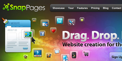 SnapPages - Best Free Website Builders