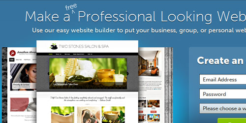 Webs - Best Free Website Builders