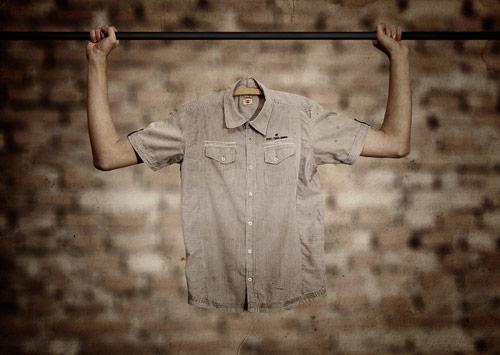 Human Clothes