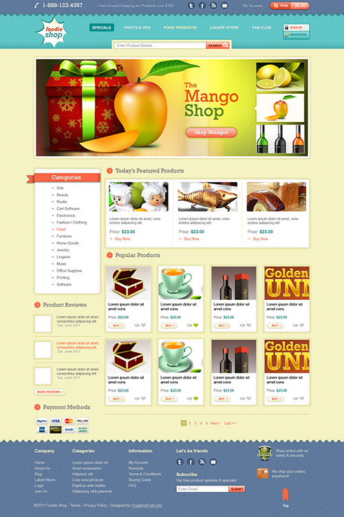 Free Web Templates Psd High Quality Free Website Templates Download