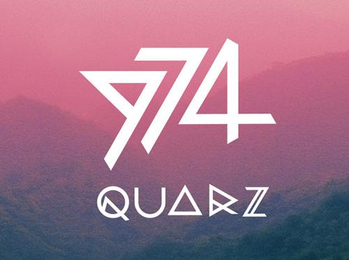 QUARZ 974 - Free Font