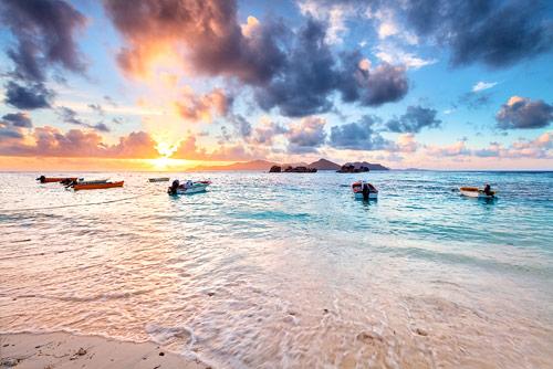 La Passe - Seychelles
