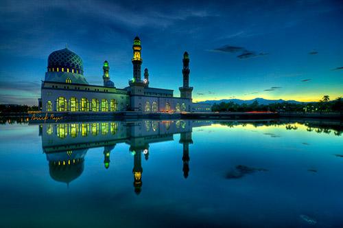 Masjid Bandaraya Kinabalu, Likas
