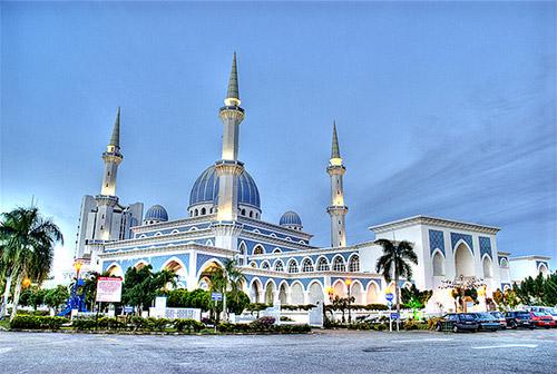 Masjid Sultan Ahmad Shah - Kuantan