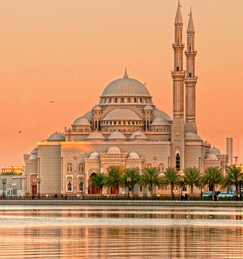 Sharjah Masjid