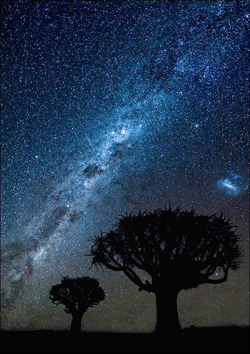 Namibian Heavens