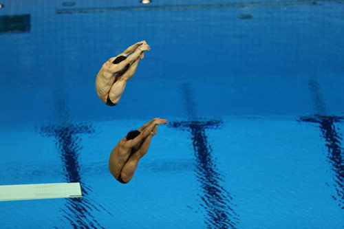 Men's Synchronized Diving