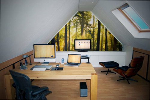 Freelance Workspaces and Offices for Designers