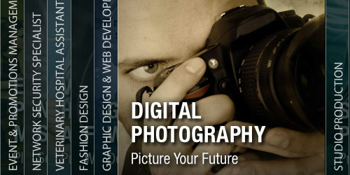 Digital Art School - Photography School