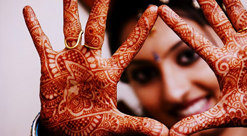 Indian Bride - A Handy Craft