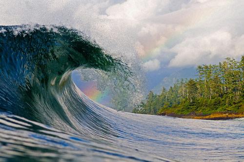 Rainbow Curl