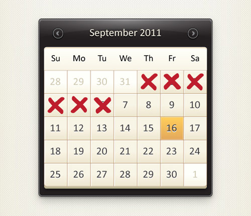 How to Create a Calendar Icon in Illustrator