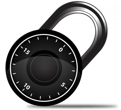 Create a Vector Combination Lock in Illustrator