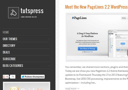 Tutspress - learn wordpress development