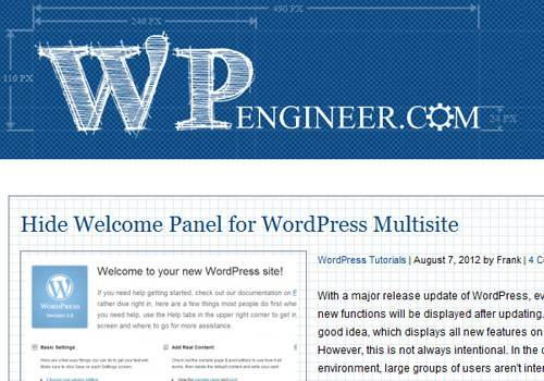 WP Engineer - learn wordpress development